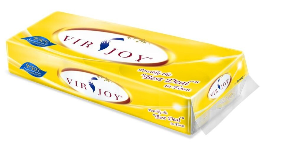 Virjoy - Roll Tissue (Yellow)