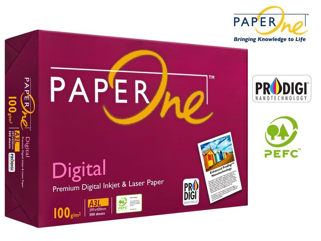 Paperone Copy Paper 100gsm L/S