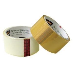 Scotch - 3609-C - Sealing Tape 2.5inx30m