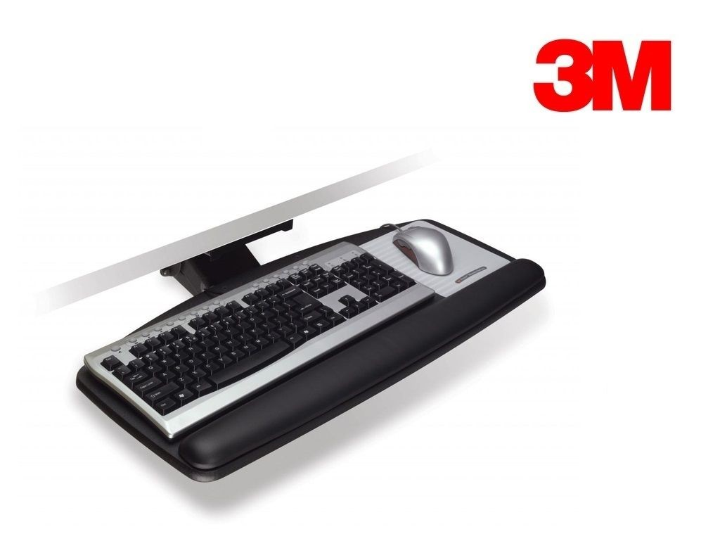 3M - AKT60 - Adjustable Keyboard Tray