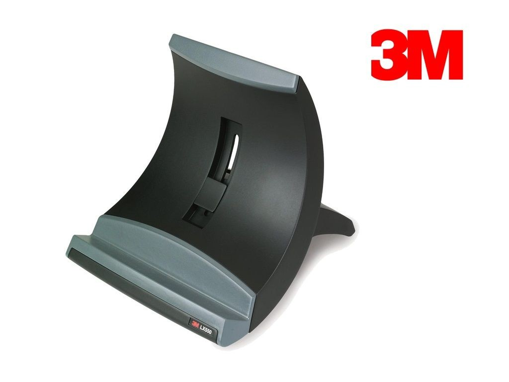 3M - LX550 - Vertical NoteBook Riser