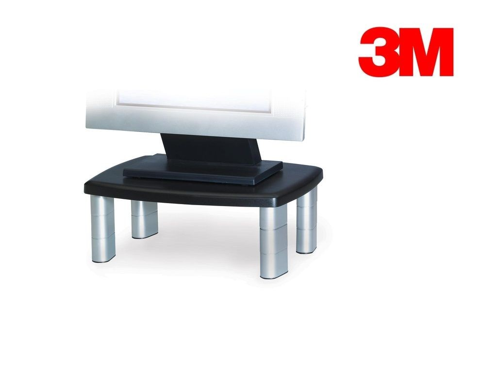 3M - MS80B - Adjustable Monitor Stand
