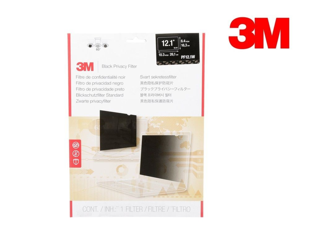 3M - PF12.1W - LCD Privacy Filter Wide