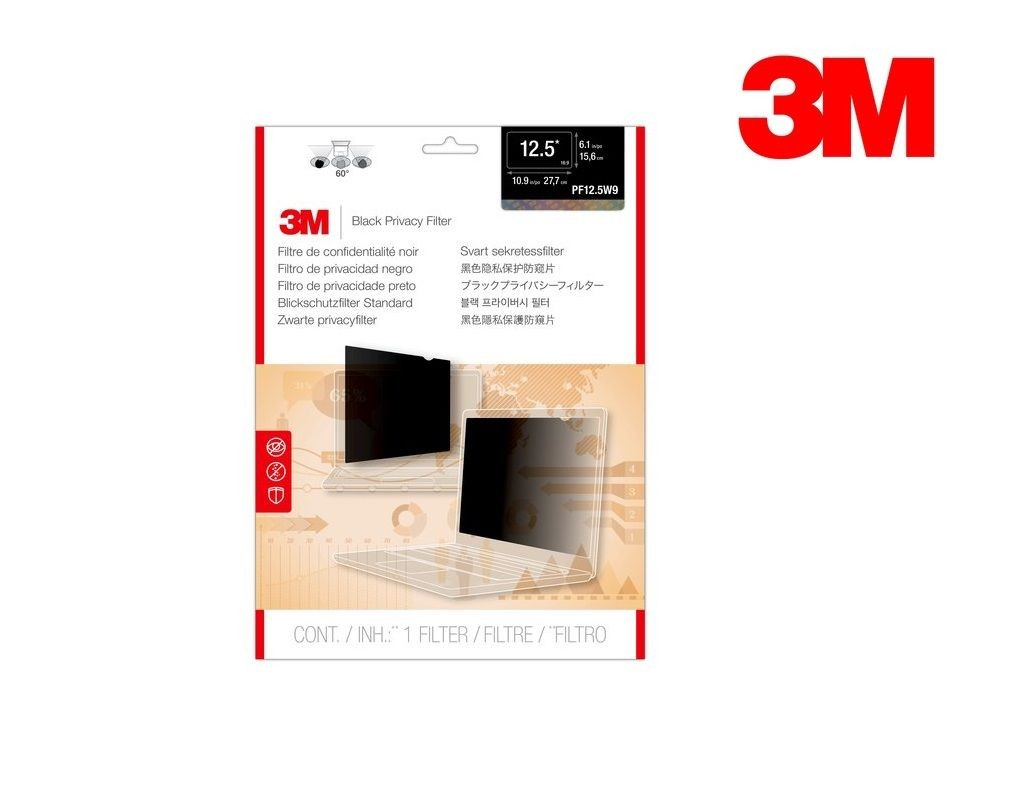 3M - PF12.5W9 - LCD Privacy Filter Wide