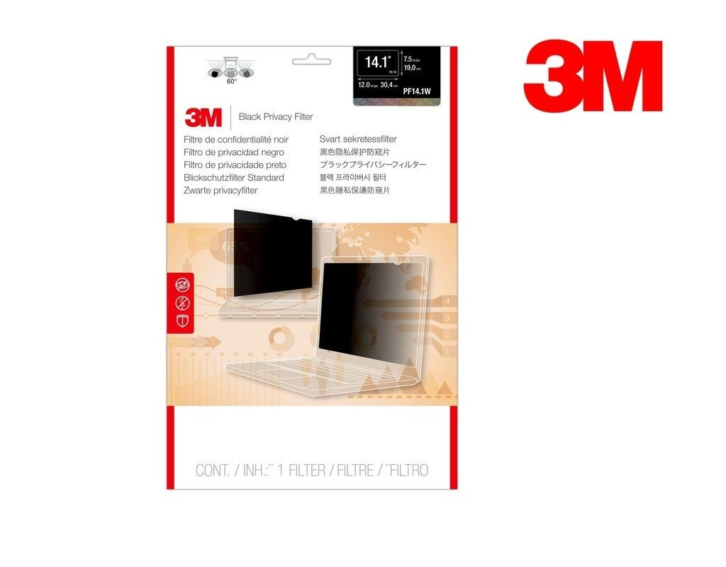 3M - PF14.1W - LCD Privacy Filter Wide