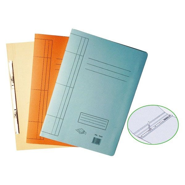 Mortar Board - 74/D - Paper File with Fasteners F4