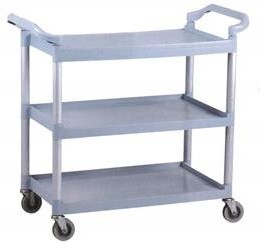 (#)AF08176 - 3 Layer Office Trolley
