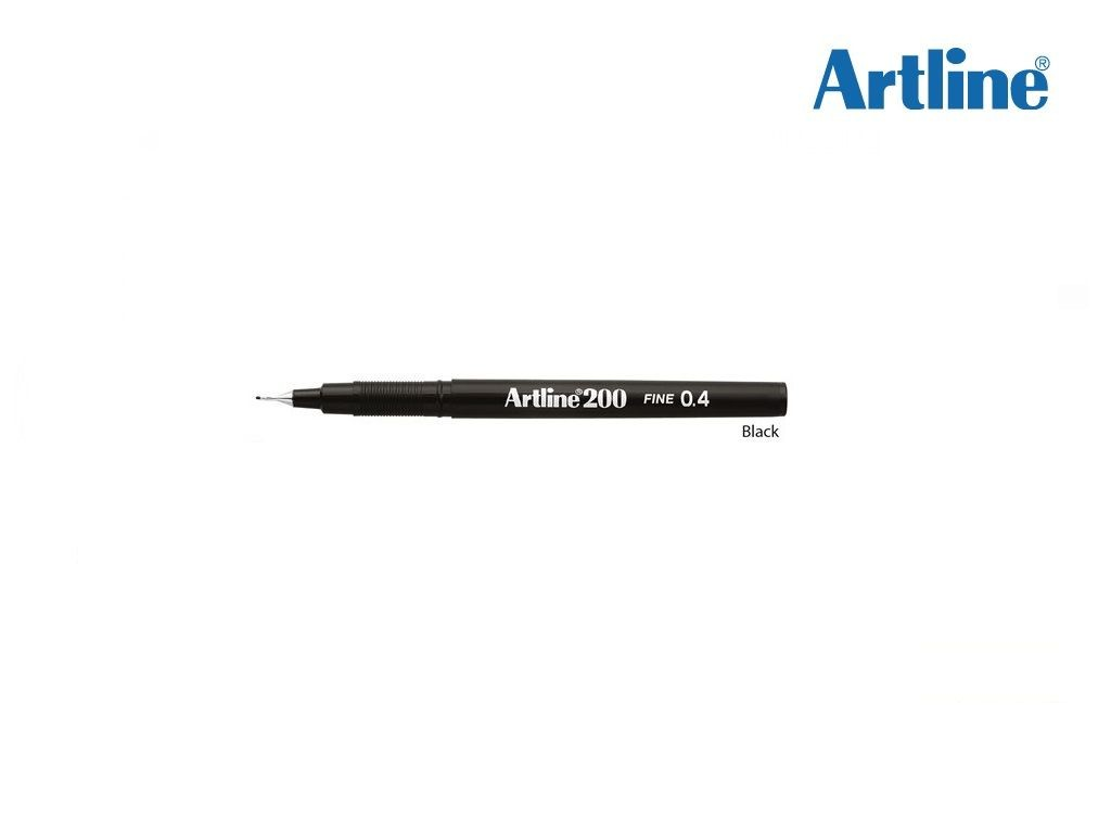 Artline - EK-200N - Sign Pen 0.4mm
