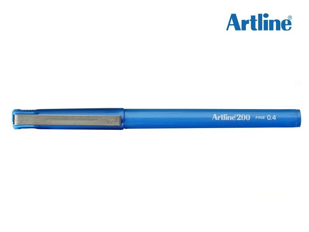 Artline - EK-200N - Sign Pen 0.4mm <Blue>