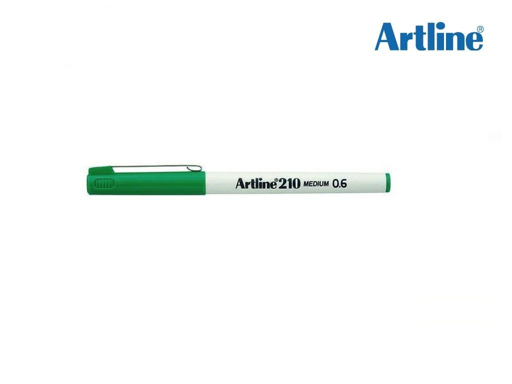 (m)Artline - EK-210N - Sign Pen 0.6mm