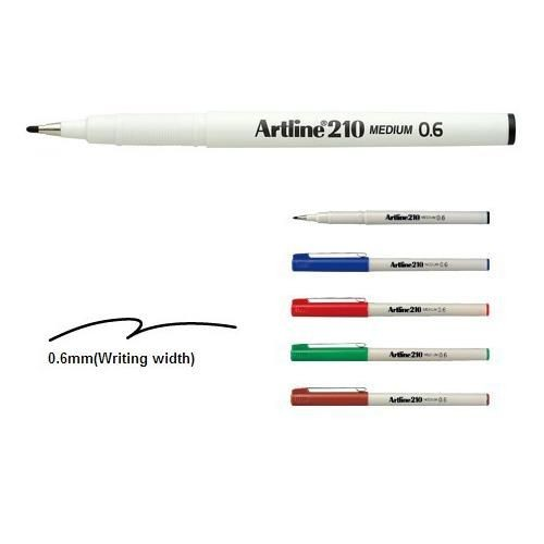 Artline - EK-210N - Sign Pen 0.6mm
