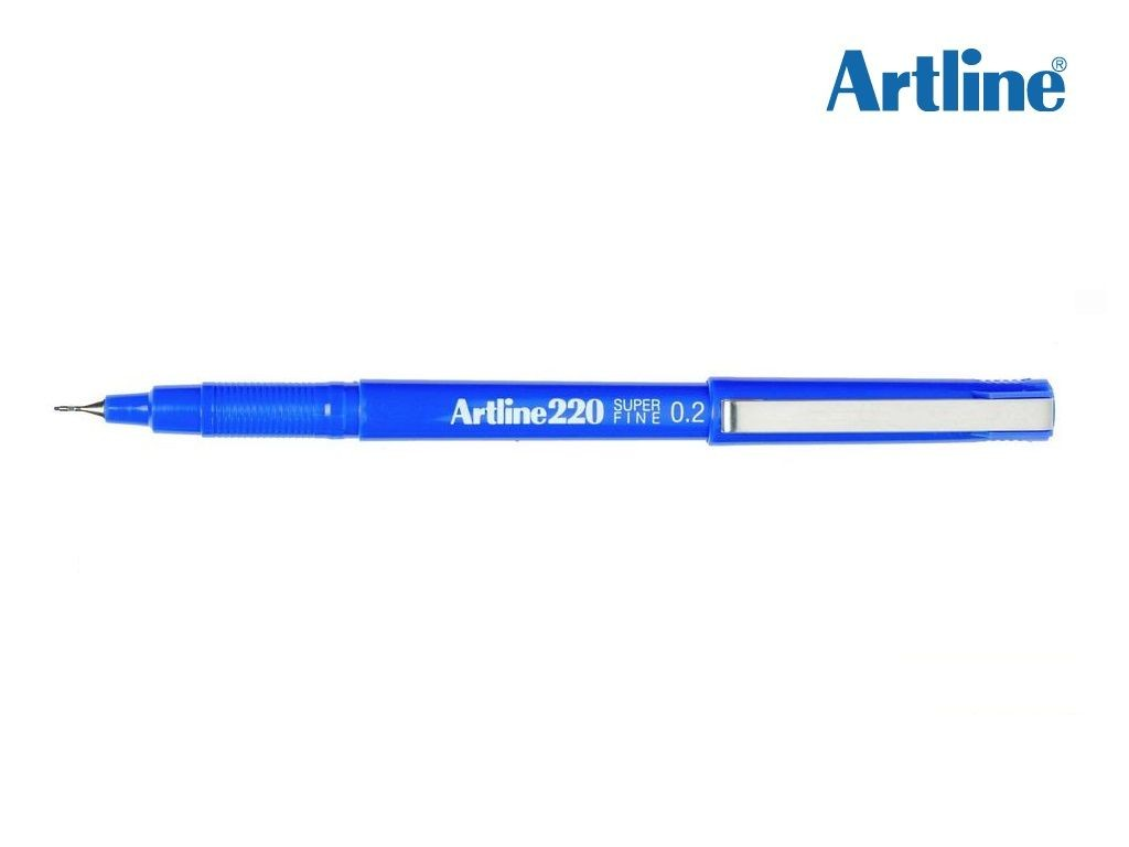 Artline - EK-220N - Sign Pen 0.2mm