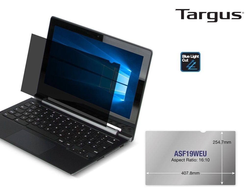 Targus - ASF19W - Privacy Screen Filter