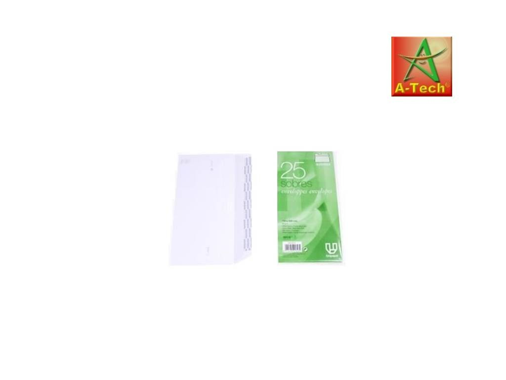 A-Tech - E-3215 - Self-Adhesive White Envelope 25s