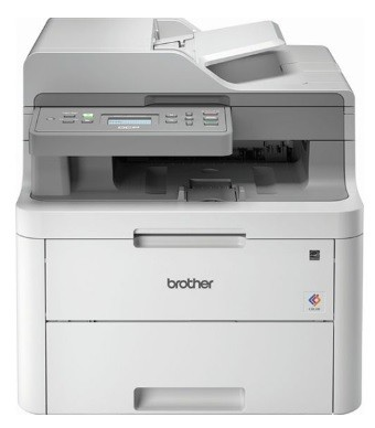 Brother - DCPL3551CDW Colour Laser Printer