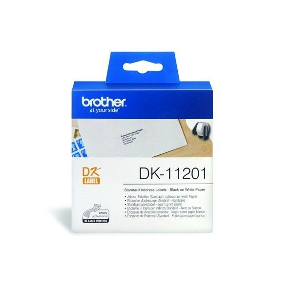 Brother - DK-11201 - Address Paper Label