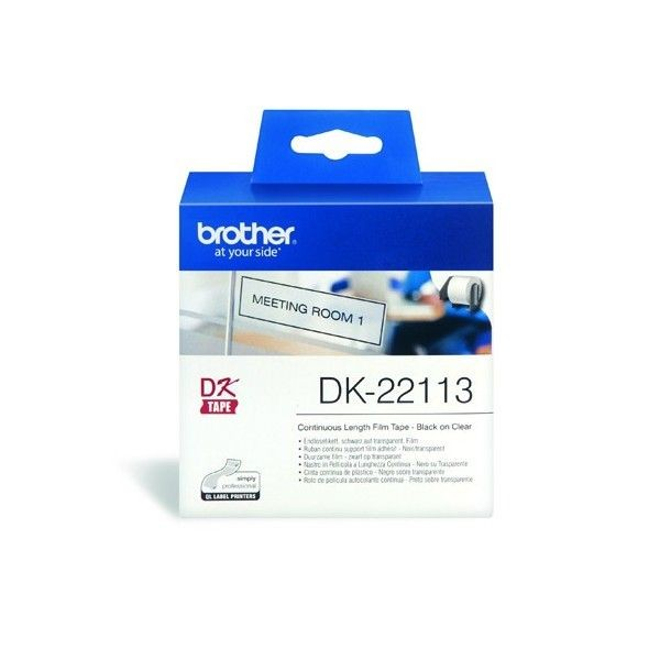 Brother - DK-22113 - Durable Film Tape