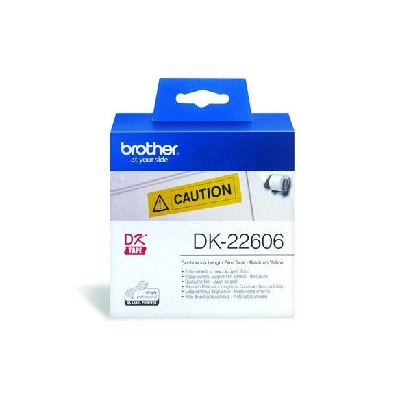 Brother - DK-22606 - Durable Film Tape