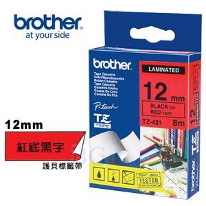 Brother - TZ-431 - Tape 12mm