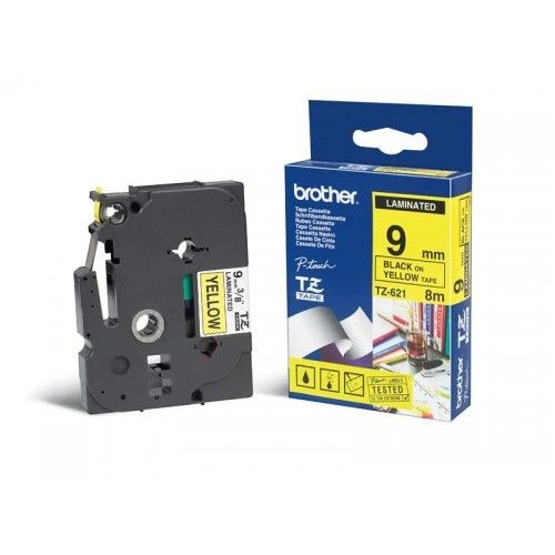 Brother - TZ-621 - Tape 9mm