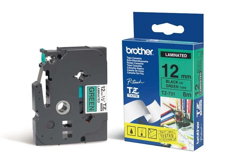 Brother - TZ-731 - Tape 12mm