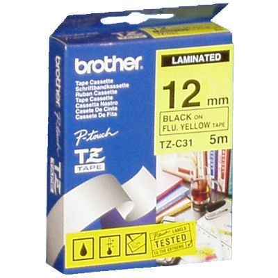 Brother - TZ-C31 - Tape 12mm