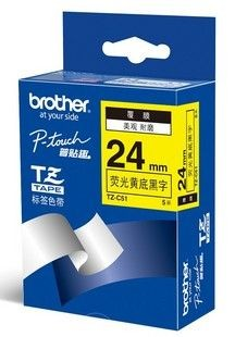 Brother - TZ-C51 - Tape 24mm