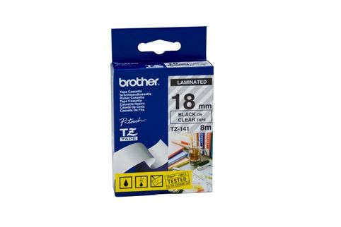 Brother - TZ-141 - Tape 18mm