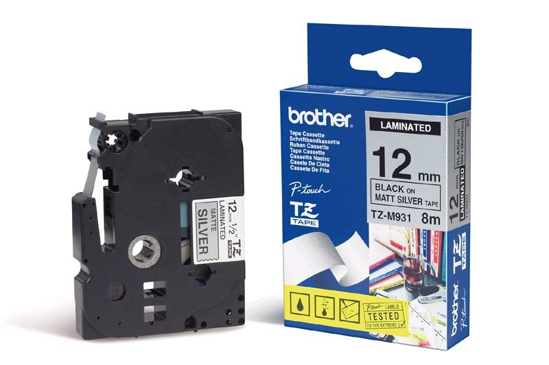Brother - TZ-M931 - Tape 12mm