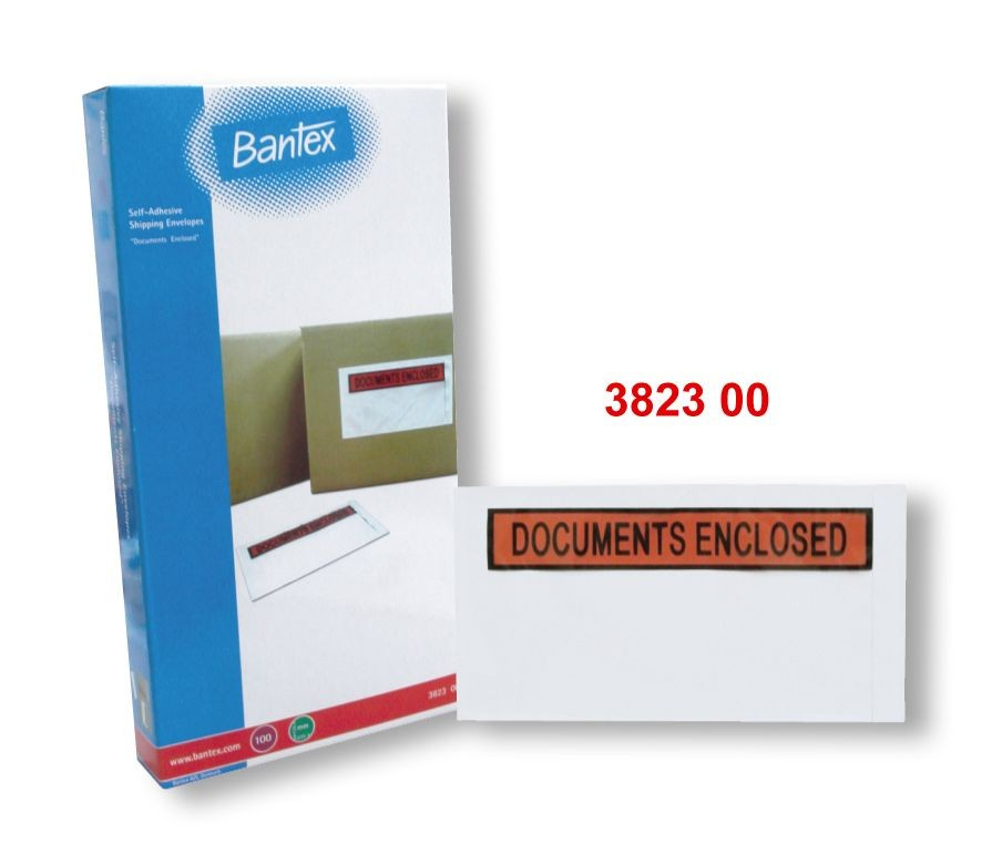 Bantex - 3823 - Shipping Evelope (DOCUMENT ENCLOSED)