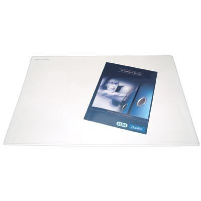 Bantex - 4172 - PVC Transparent Desk Mat