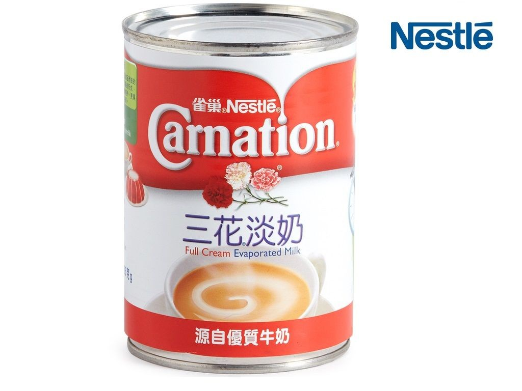 Nestle Carnation - Full Cream Evaporated Milk 405g