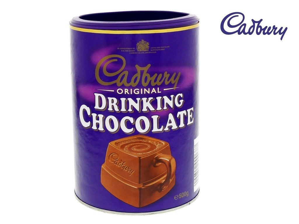 Cadbury - Drinking Chocolate 500g