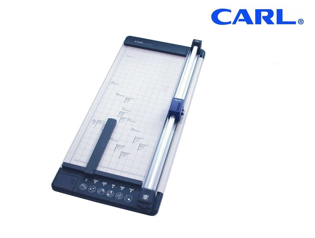 Carl - DC-250 - Rotary Paper Trimmer A2 653mm