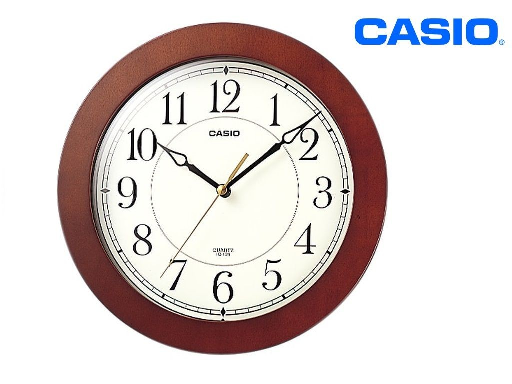 Casio - IQ-126 - Wall Clock