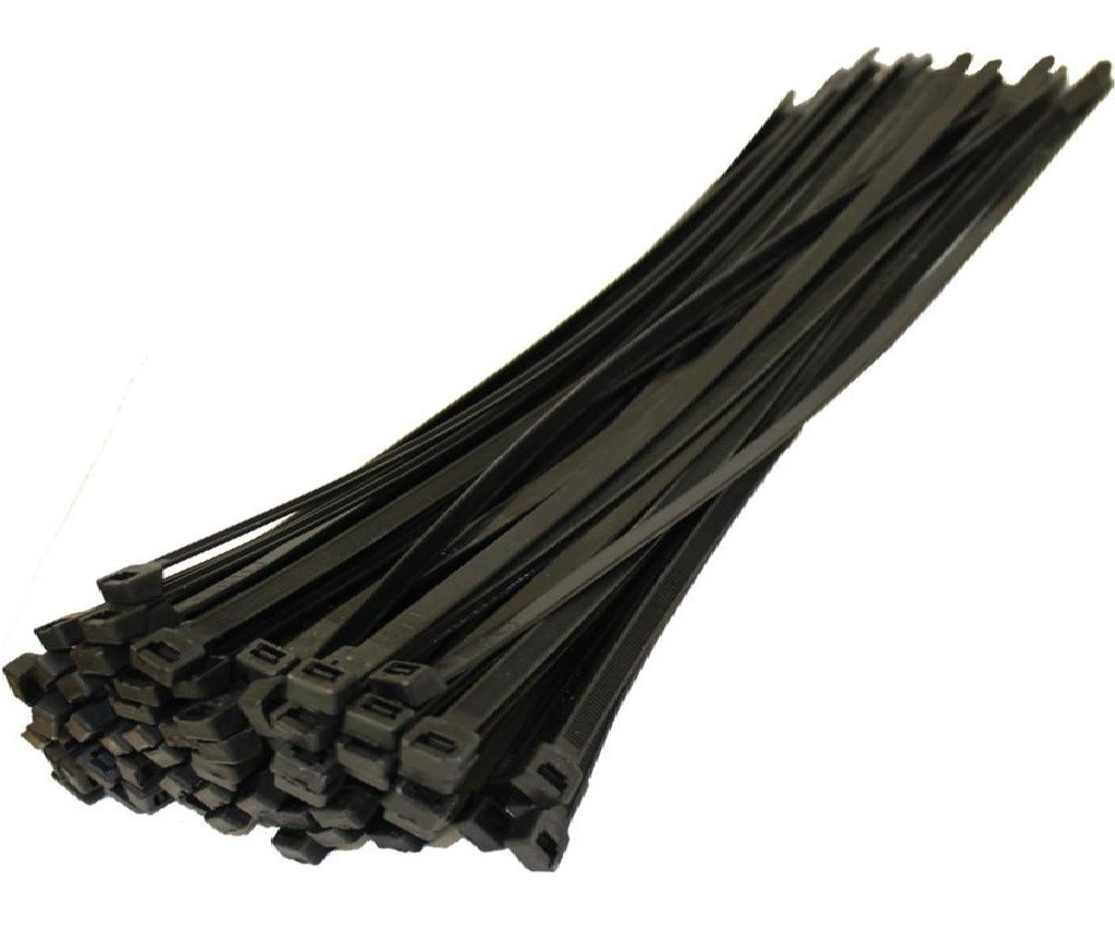 Cable Tie 8inx3.6mm 100s