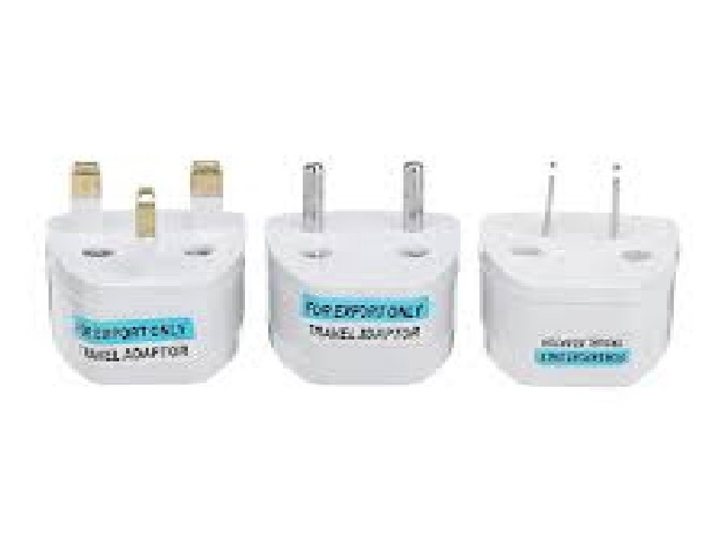 CWA-2 - 13A Travel Adaptors