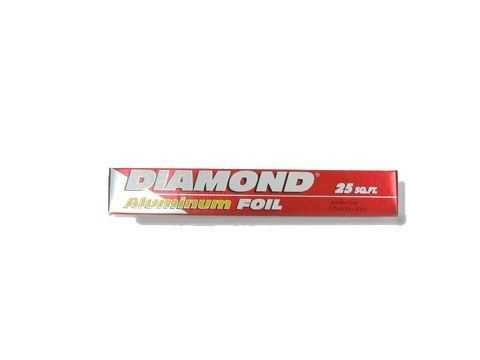 Diamond - Aluminum Foil 12inx75ft