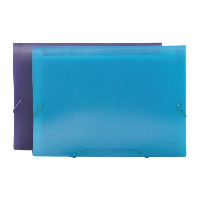 DataBase - EP-12F - Plastic Expanding Wallet F4