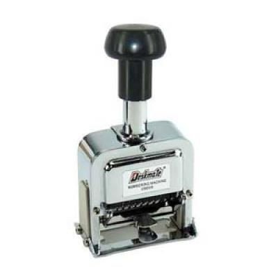 Deskmate - 05008 - Numbering Machine 8 Digit