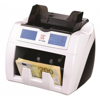 Double Power - 7100E - Banknote Counter
