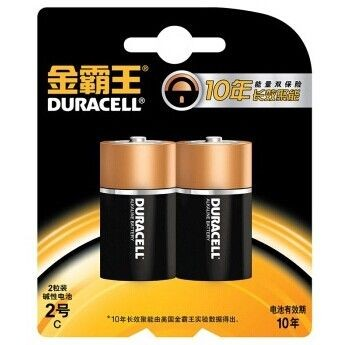 Duracell - C Alkaline Battery