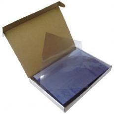 E J - PVC Binding Cover 0.2mm - A4