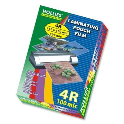 Hollies - Laminating Film - 4RN 100mic