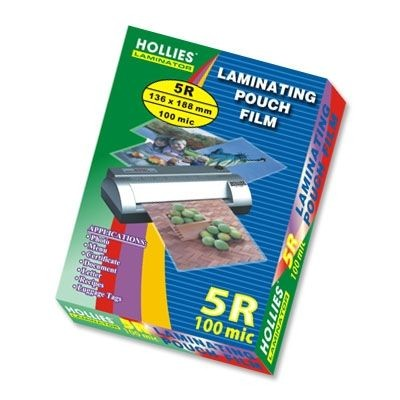 Hollies - Laminating Film - 5RN 100mic