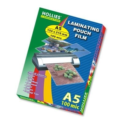 Hollies - Laminating Film - A5N 80mic