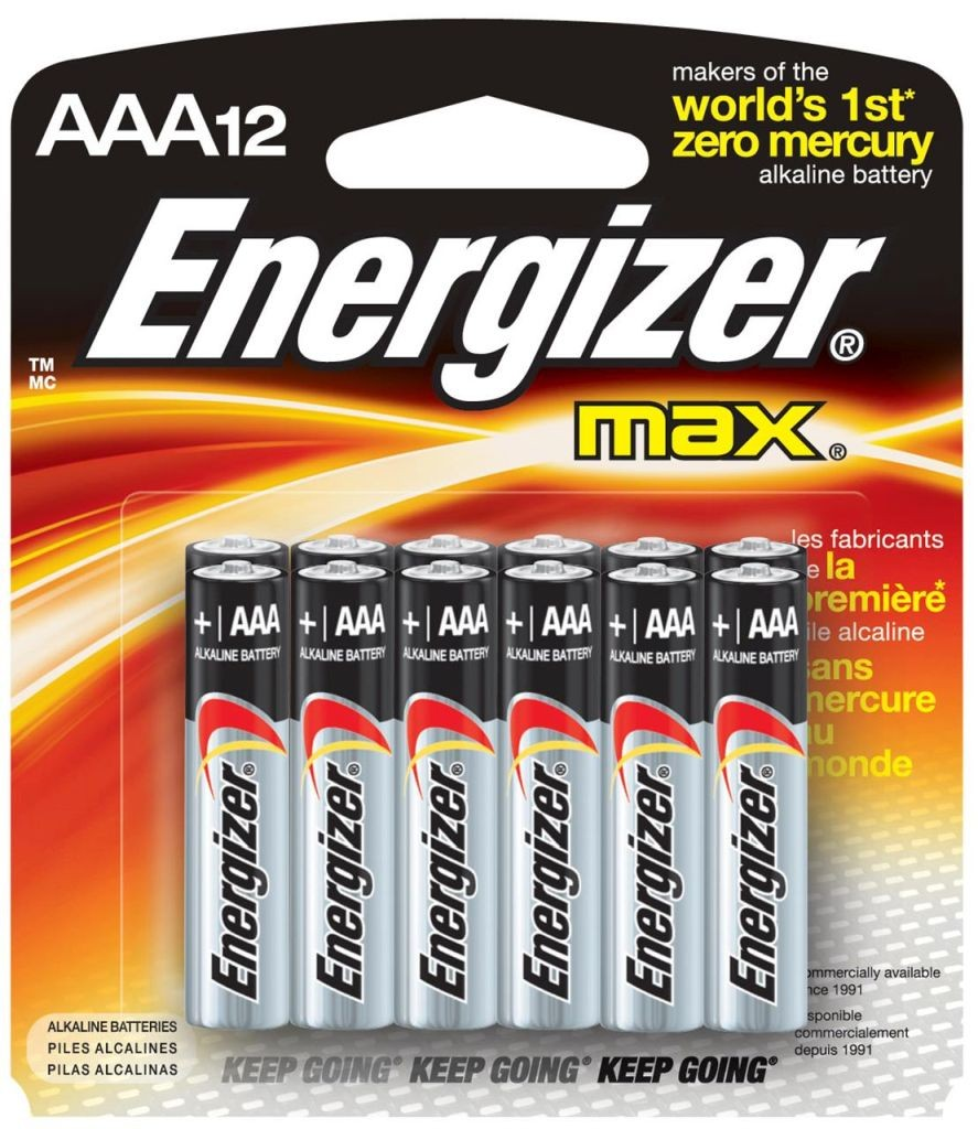 Energizer - 3A AlkaLine Battery (12s+2s)