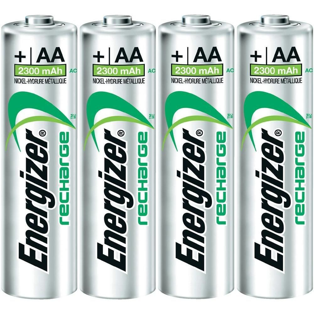 Energizer - 2300mAh Rechargeable Battery 2A (4S)