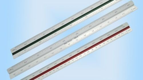 Faber - 853A - Reduction Scale Ruler