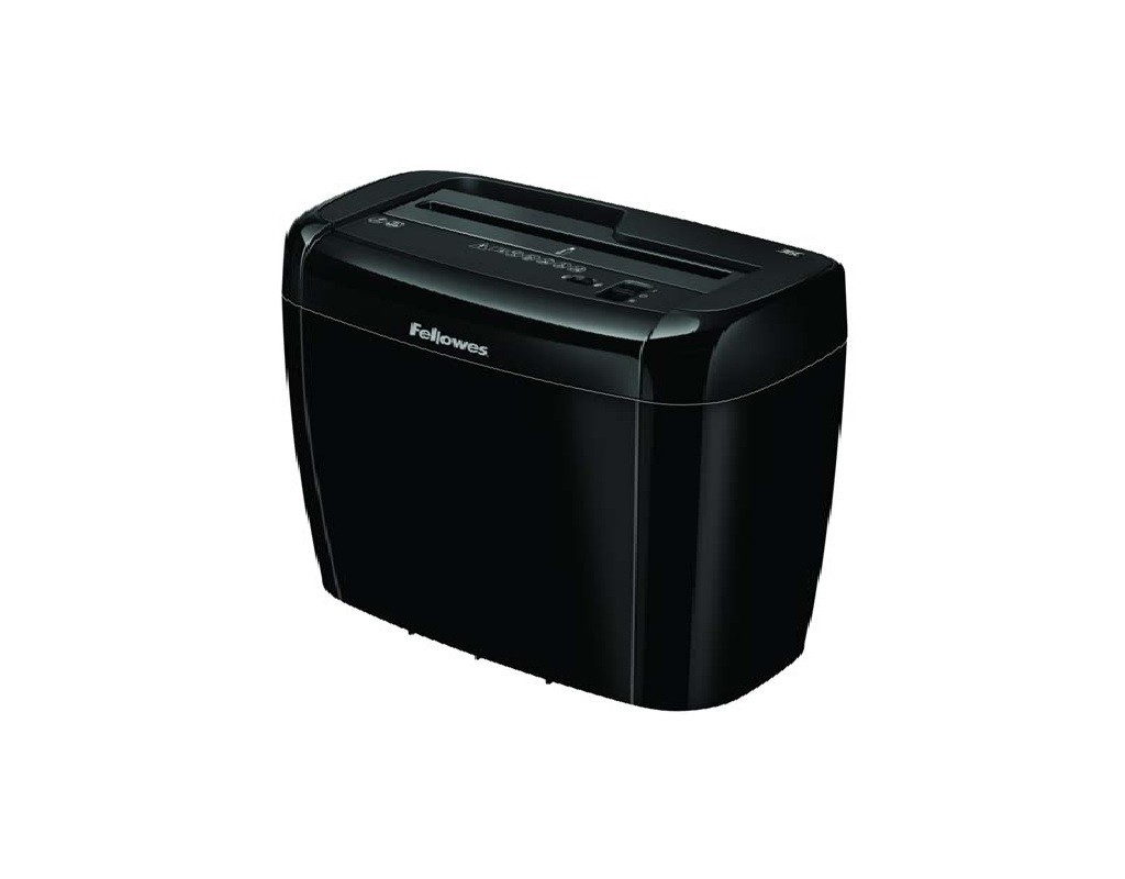 Fellowes - 36C - Cross Cut Shredder